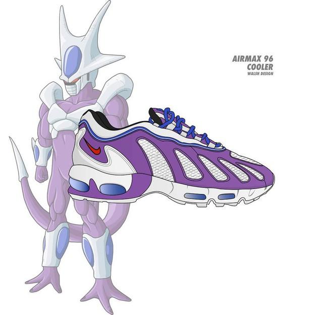 Nếu Dragon Ball Z về tay Nike, liệu họ có làm tốt hơn adidas? Đây chính là câu trả lời - Ảnh 16.