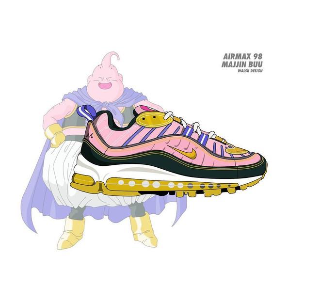 Nếu Dragon Ball Z về tay Nike, liệu họ có làm tốt hơn adidas? Đây chính là câu trả lời - Ảnh 22.