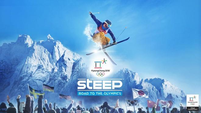 Tựa game về Olympic năm nay Steep Road to the Olympics cũng sẽ được Intel mang đến PyeongChang trong những ngày tới.