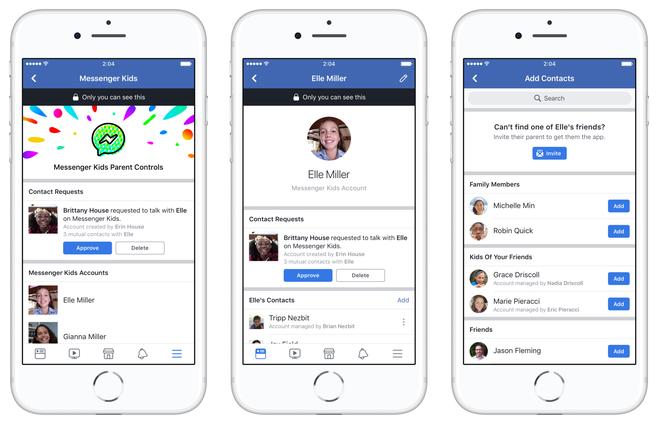 Các chuyên gia sức khỏe trẻ em lên tiếng phản đối Messenger Kids, ứng dụng nhắn tin dành cho trẻ em của Facebook - Ảnh 1.