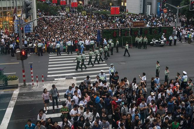 Tuần lễ Vàng ở Trung Quốc: Những con số đáng kinh ngạc đằng sau cuộc di cư lớn nhất trong lịch sử loài người - Ảnh 7.