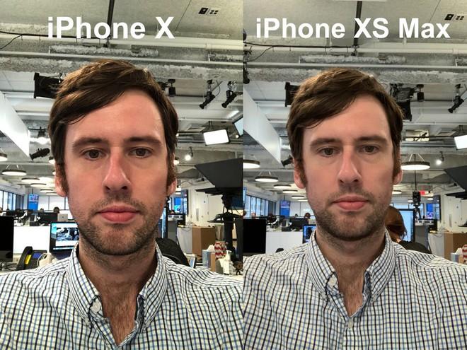 Camera selfie của iPhone XS bị đồn đại là xóa mụn y chang kiểu OPPO, sự thật thế nào? - Ảnh 3.