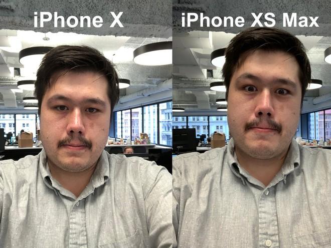 Camera selfie của iPhone XS bị đồn đại là xóa mụn y chang kiểu OPPO, sự thật thế nào? - Ảnh 4.