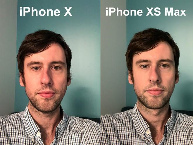 Camera selfie của iPhone XS bị đồn đại là xóa mụn y chang kiểu OPPO, sự thật thế nào? - Ảnh 6.