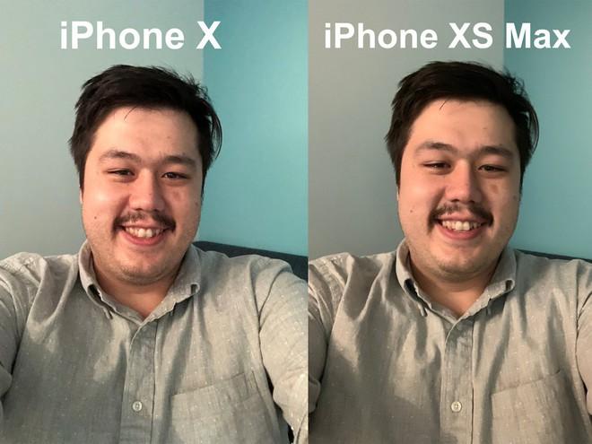 Camera selfie của iPhone XS bị đồn đại là xóa mụn y chang kiểu OPPO, sự thật thế nào? - Ảnh 7.