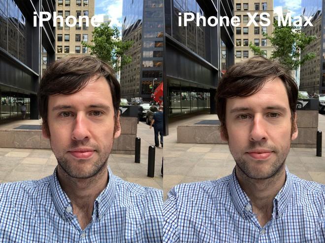 Camera selfie của iPhone XS bị đồn đại là xóa mụn y chang kiểu OPPO, sự thật thế nào? - Ảnh 9.