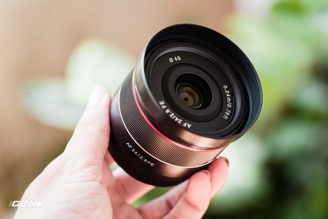 Trải nghiệm Samyang 24mm f/2.8 FE: Ống kính góc rộng giá rẻ, dùng có vui vẻ? - Ảnh 8.