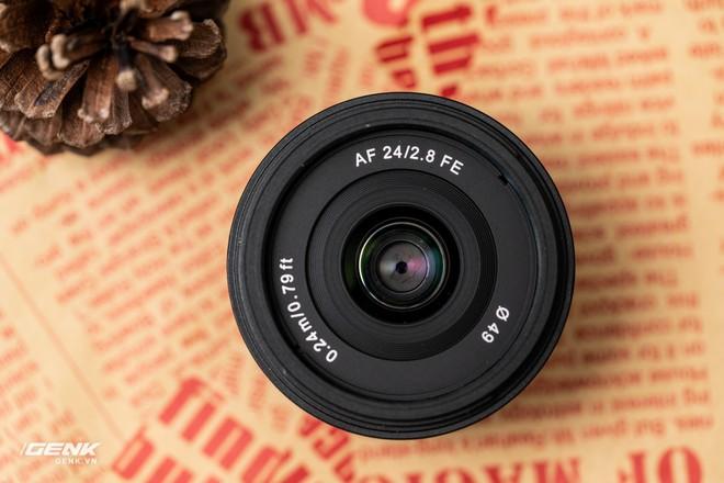 Trải nghiệm Samyang 24mm f/2.8 FE: Ống kính góc rộng giá rẻ, dùng có vui vẻ? - Ảnh 4.