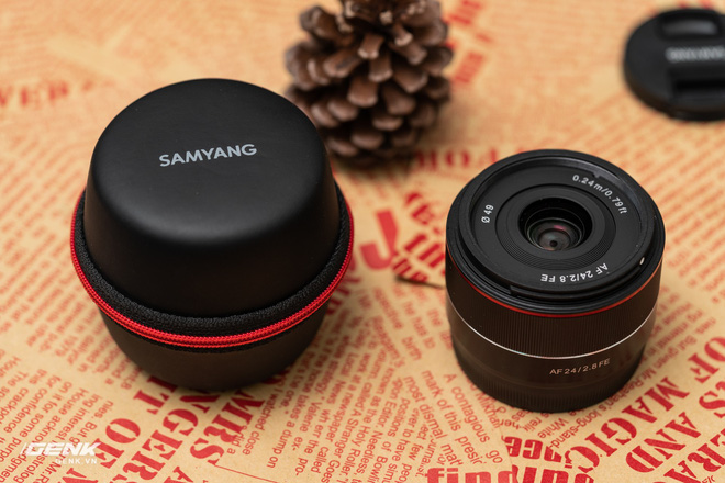 Trải nghiệm Samyang 24mm f/2.8 FE: Ống kính góc rộng giá rẻ, dùng có vui vẻ? - Ảnh 2.