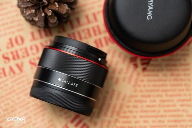 Trải nghiệm Samyang 24mm f/2.8 FE: Ống kính góc rộng giá rẻ, dùng có vui vẻ? - Ảnh 3.