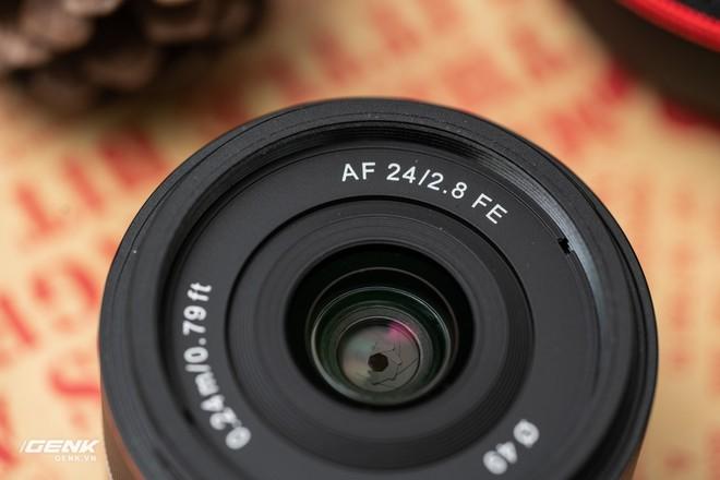 Trải nghiệm Samyang 24mm f/2.8 FE: Ống kính góc rộng giá rẻ, dùng có vui vẻ? - Ảnh 38.