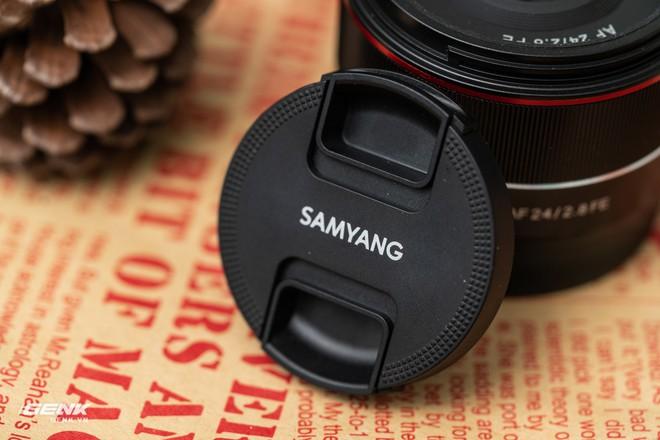 Trải nghiệm Samyang 24mm f/2.8 FE: Ống kính góc rộng giá rẻ, dùng có vui vẻ? - Ảnh 5.