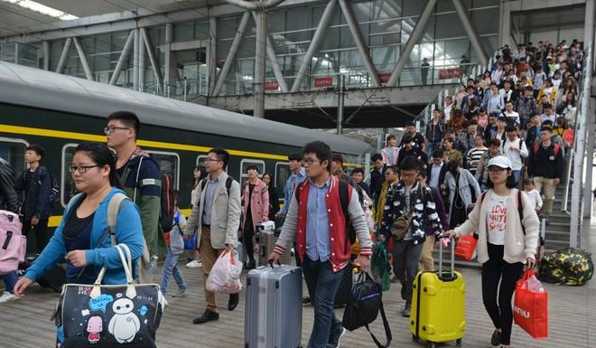Tuần lễ Vàng ở Trung Quốc: Những con số đáng kinh ngạc đằng sau cuộc di cư lớn nhất trong lịch sử loài người - Ảnh 6.