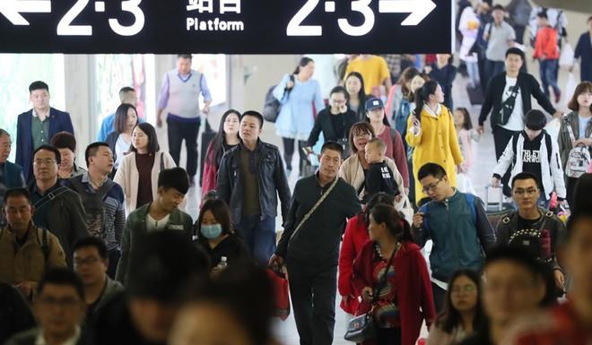 Tuần lễ Vàng ở Trung Quốc: Những con số đáng kinh ngạc đằng sau cuộc di cư lớn nhất trong lịch sử loài người - Ảnh 5.