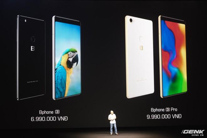 CEO BKAV Nguyễn Tử Quảng: Khó có nơi nào trên thế giới có smartphone tốt, giá hợp lý như Bphone 3 - Ảnh 1.