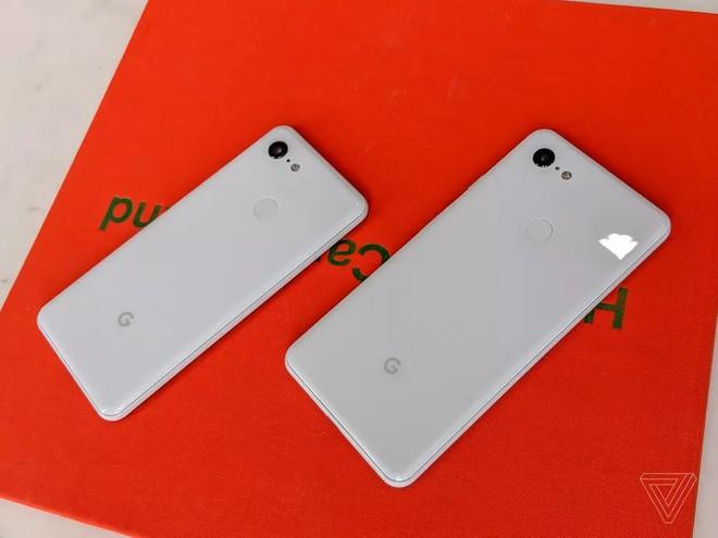 Ảnh thực tế bộ đôi Pixel 3 và Pixel 3 XL vừa ra mắt của Google - Ảnh 3.