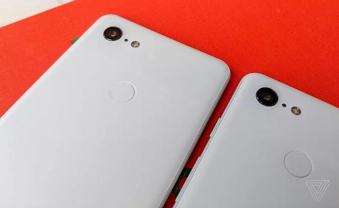 Ảnh thực tế bộ đôi Pixel 3 và Pixel 3 XL vừa ra mắt của Google - Ảnh 4.