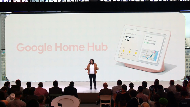 Google ra mắt Home Hub, vũ khí đối đầu với Amazon Echo Show và Facebook Portal - Ảnh 1.