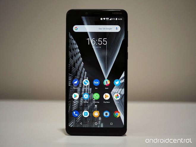 Nokia 3.1 Plus ra mắt: MediaTek Helio P22, camera kép, giá từ 3,6 triệu đồng - Ảnh 1.