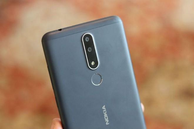 Nokia 3.1 Plus ra mắt: MediaTek Helio P22, camera kép, giá từ 3,6 triệu đồng - Ảnh 4.