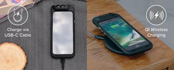 Đây là SoundFlow: Combo ốp lưng, pin dự phòng và tai nghe không dây độc nhất cho smartphone, giá chỉ 2.3 triệu đồng - Ảnh 2.