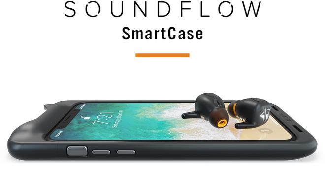 Đây là SoundFlow: Combo ốp lưng, pin dự phòng và tai nghe không dây độc nhất cho smartphone, giá chỉ 2.3 triệu đồng - Ảnh 3.