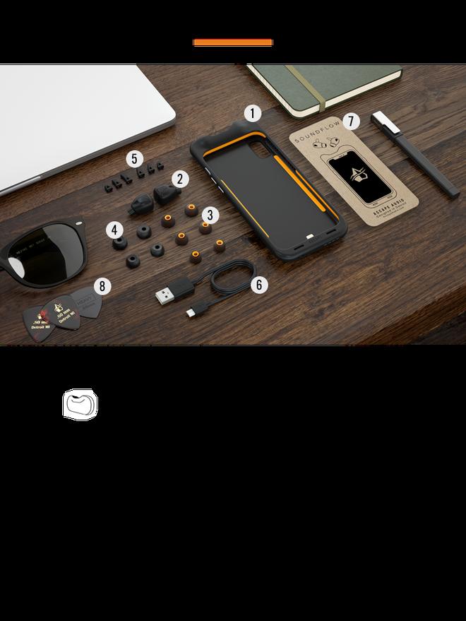 Đây là SoundFlow: Combo ốp lưng, pin dự phòng và tai nghe không dây độc nhất cho smartphone, giá chỉ 2.3 triệu đồng - Ảnh 6.