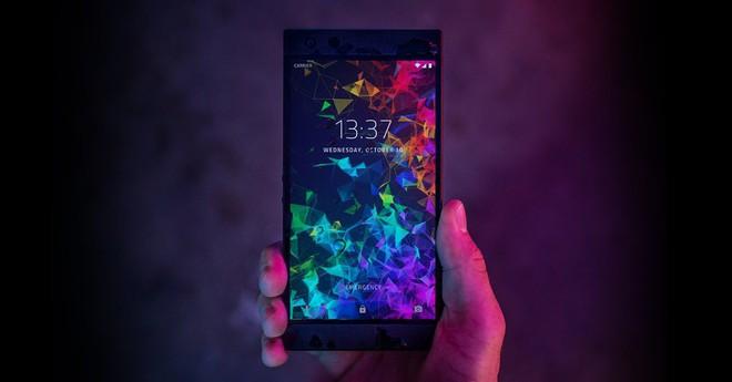 Razer Phone 2 chính thức ra mắt, sạc không dây, IP67, màn hình sáng hơn, camera kép chụp đẹp hơn, logo nhấp nháy - Ảnh 4.