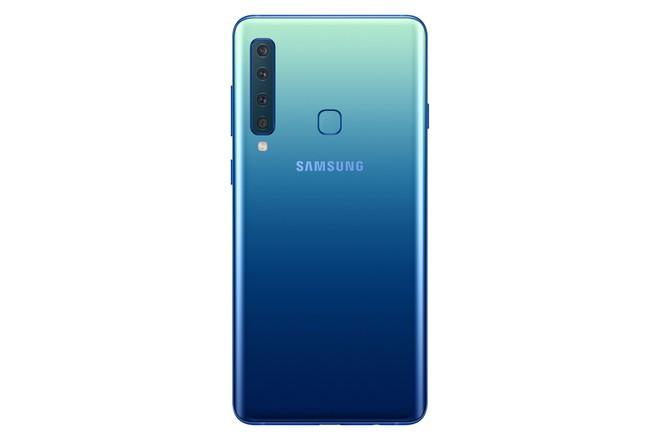 Samsung Galaxy A9 (2018) ra mắt: smartphone đầu tiên trên thế giới có 4 camera sau - Ảnh 8.