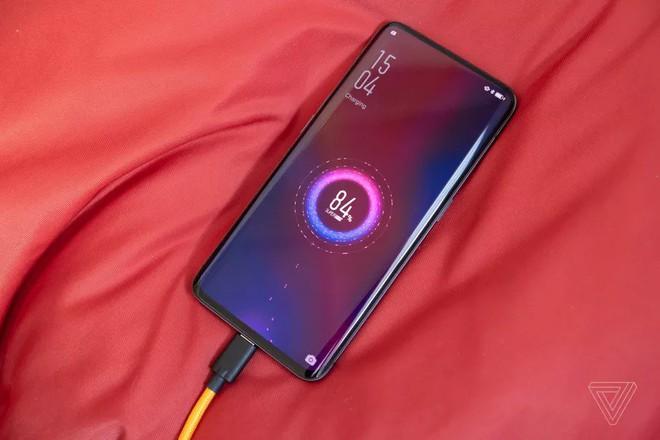 Với khả năng sạc đầy pin trong 35 phút, Super VOOC của Oppo là bộ sạc nhanh nhất trong thế giới smartphone? - Ảnh 2.