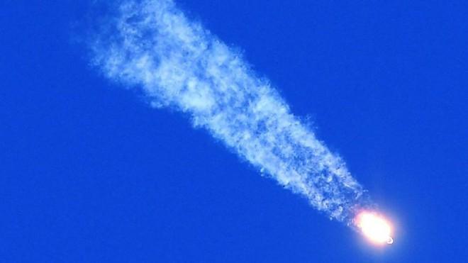 Tàu vũ trụ Soyuz gặp nạn, hai phi hành gia phải thực hiện hạ cánh đạn đạo để thoát cái chết cận kề - Ảnh 3.