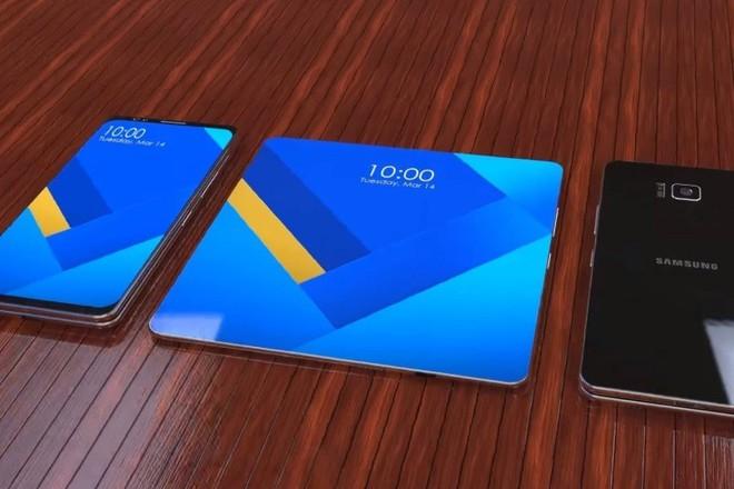 Sếp lớn Samsung khẳng định smartphone màn hình gập sẽ được hé lộ vào tháng tới, năm sau mới lên kệ - Ảnh 2.