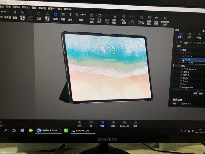 Rò rỉ chiều dày iPad Pro mới chỉ 5,9mm, mỏng nhất từ trước đến nay, không còn jack cắm tai nghe - Ảnh 5.