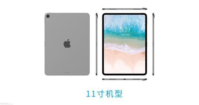 Rò rỉ chiều dày iPad Pro mới chỉ 5,9mm, mỏng nhất từ trước đến nay, không còn jack cắm tai nghe - Ảnh 4.