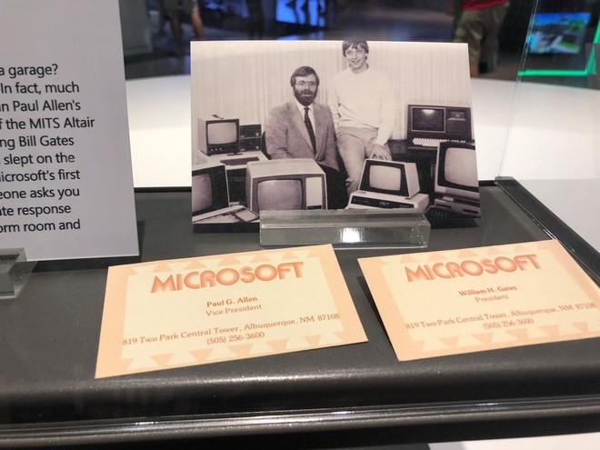 Đồng sáng lập Microsoft, Paul Allen qua đời ở tuổi 65 vì bệnh ung thư - Ảnh 2.
