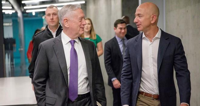 CEO Amazon giải thích lý do hợp tác cùng Quân đội Mỹ: Đất nước này cần được bảo vệ - Ảnh 1.