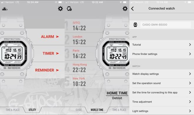 Casio tích hợp kết nối bluetooth vào chiếc đồng hồ G-Shock truyền thống của mình - Ảnh 2.