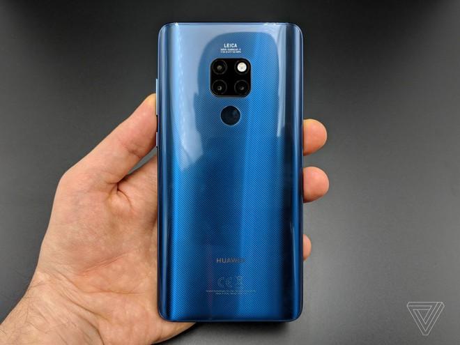 Ảnh thực tế Huawei Mate 20/Mate 20 Pro: quái vật cấu hình/camera thực thụ - Ảnh 3.