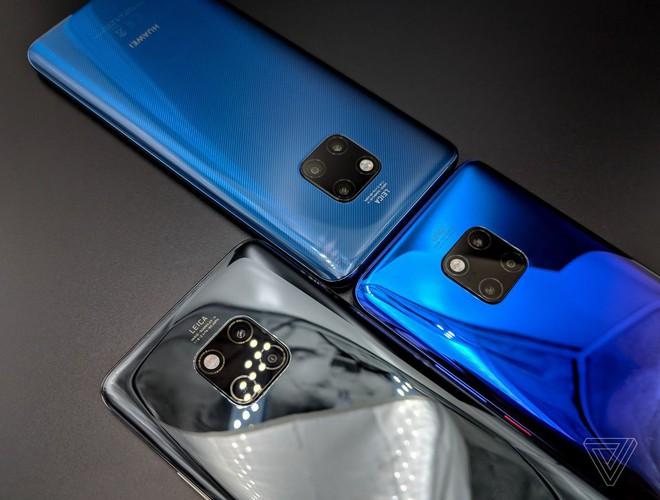 Ảnh thực tế Huawei Mate 20/Mate 20 Pro: quái vật cấu hình/camera thực thụ - Ảnh 7.