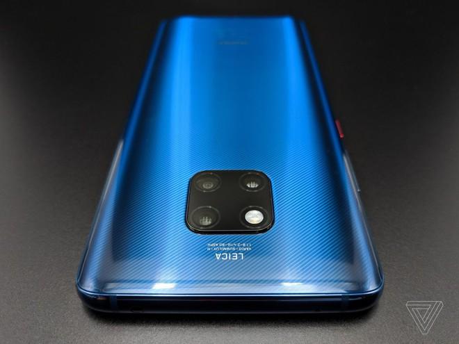 Ảnh thực tế Huawei Mate 20/Mate 20 Pro: quái vật cấu hình/camera thực thụ - Ảnh 8.