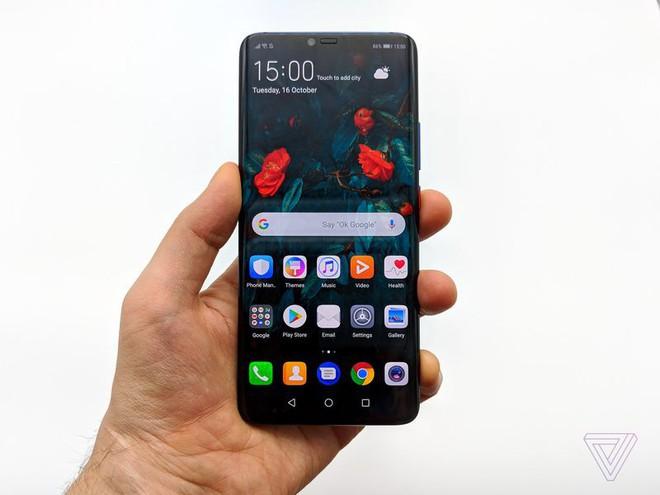 Ảnh thực tế Huawei Mate 20/Mate 20 Pro: quái vật cấu hình/camera thực thụ - Ảnh 12.