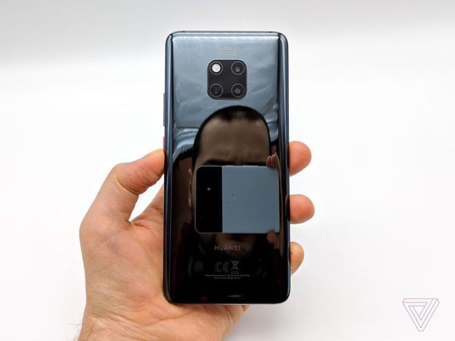 Ảnh thực tế Huawei Mate 20/Mate 20 Pro: quái vật cấu hình/camera thực thụ - Ảnh 17.