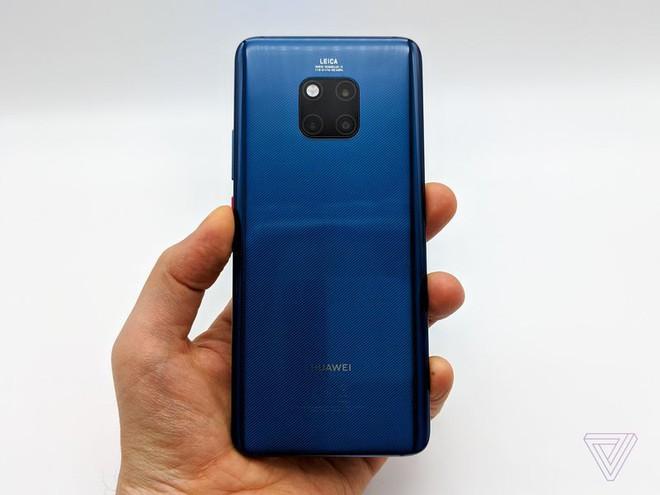 Ảnh thực tế Huawei Mate 20/Mate 20 Pro: quái vật cấu hình/camera thực thụ - Ảnh 18.