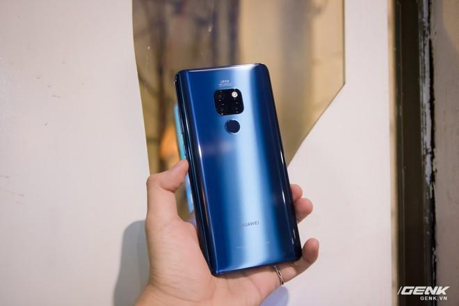 Vừa ra mắt, Huawei Mate 20 và Mate 20 Pro đã có mặt tại Việt Nam - Ảnh 4.