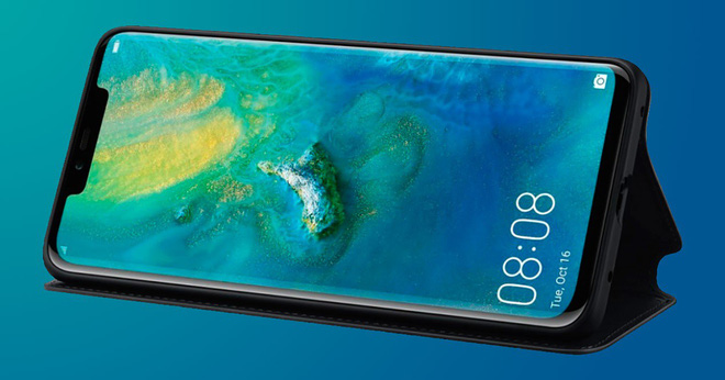 Đây là cách Huawei đã loại bỏ được cái cằm xấu xí trên Mate 20 Pro - Ảnh 1.