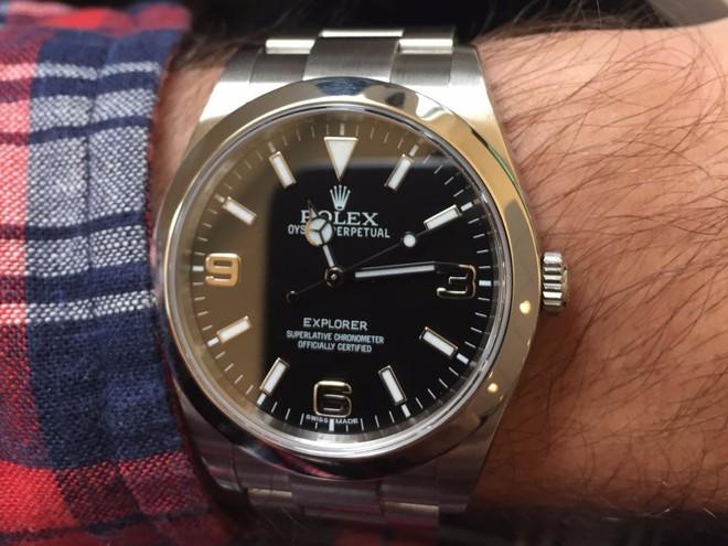 Chiếc Rolex 140 triệu đồng (đi mượn) đã dạy tôi những gì về sự giàu có và địa vị xã hội? - Ảnh 1.