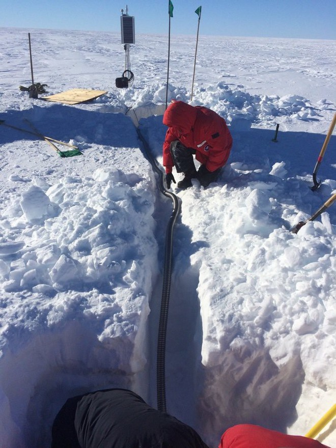 Phát hiện bất ngờ: thềm băng Nam Cực có thể tạo ra giai điệu rùng rợn như nhạc phim kinh dị - Ảnh 3.