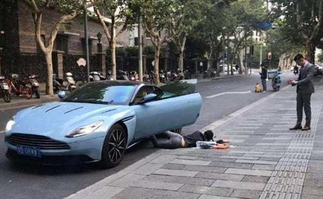 Trung Quốc: Đừng bất chấp chạy theo trào lưu ngã sấp mặt Falling Stars Challenge để rồi dính án phạt như cô gái này - Ảnh 1.