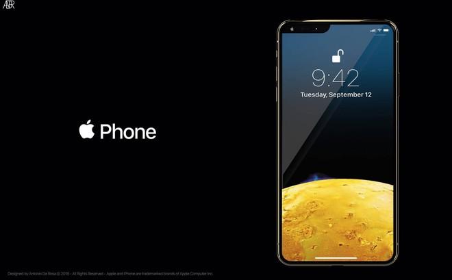 Concept iPhone 2019 với bút cảm ứng, tai thỏ lệch về bên trái và 5 camera - Ảnh 5.