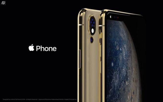 Concept iPhone 2019 với bút cảm ứng, tai thỏ lệch về bên trái và 5 camera - Ảnh 7.